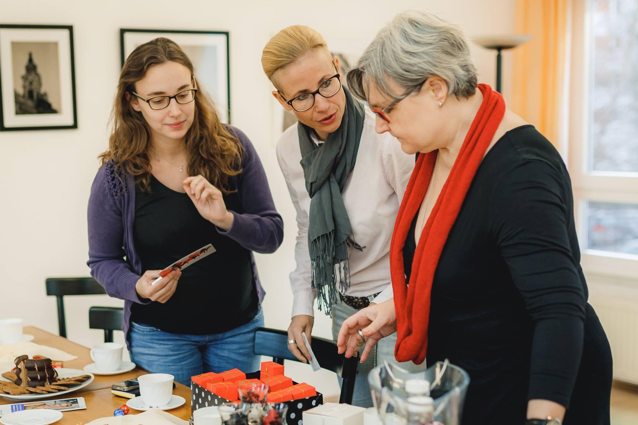 Seit März 2015 organisiert KonzeptFuchs die monatlichen Treffen des Netzwerk der Dresdner Mompreneur.