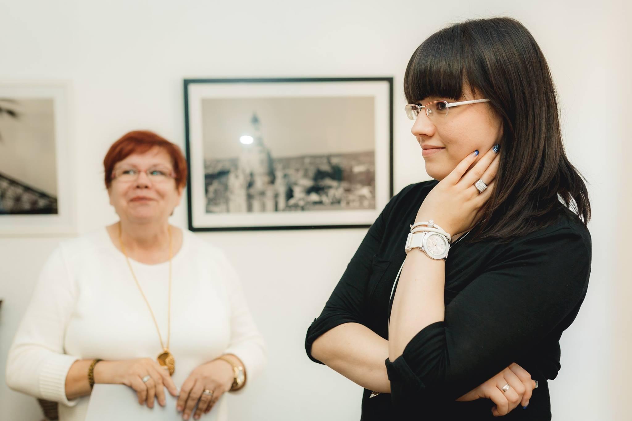 Sara Wiedemann von Luna Schmuck initiiert die Exklu:Diva - Frauenmesse am 20.03.2016