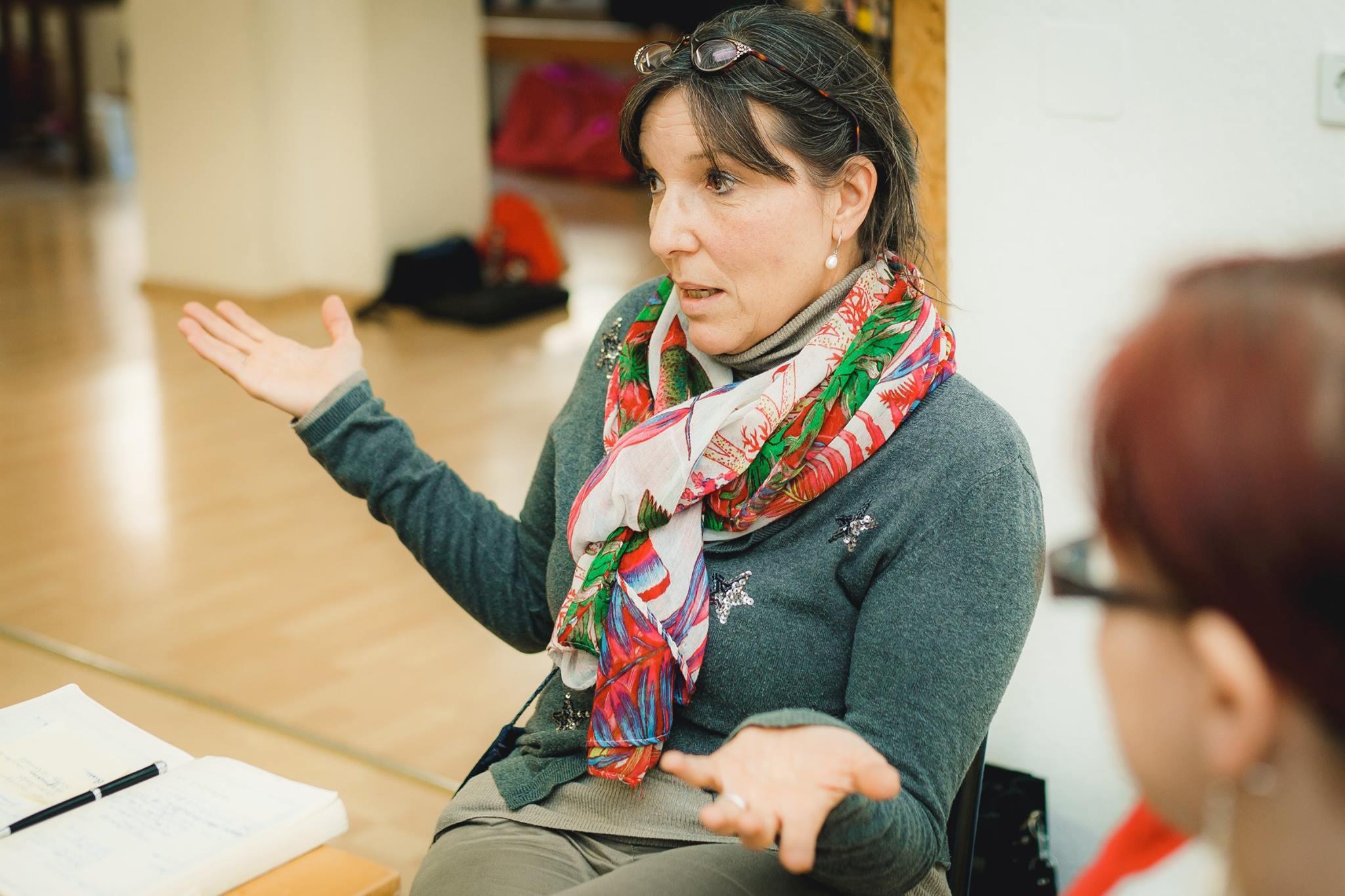 Corinna Fiedler-Vascotti ist Mompreneur in Dresden