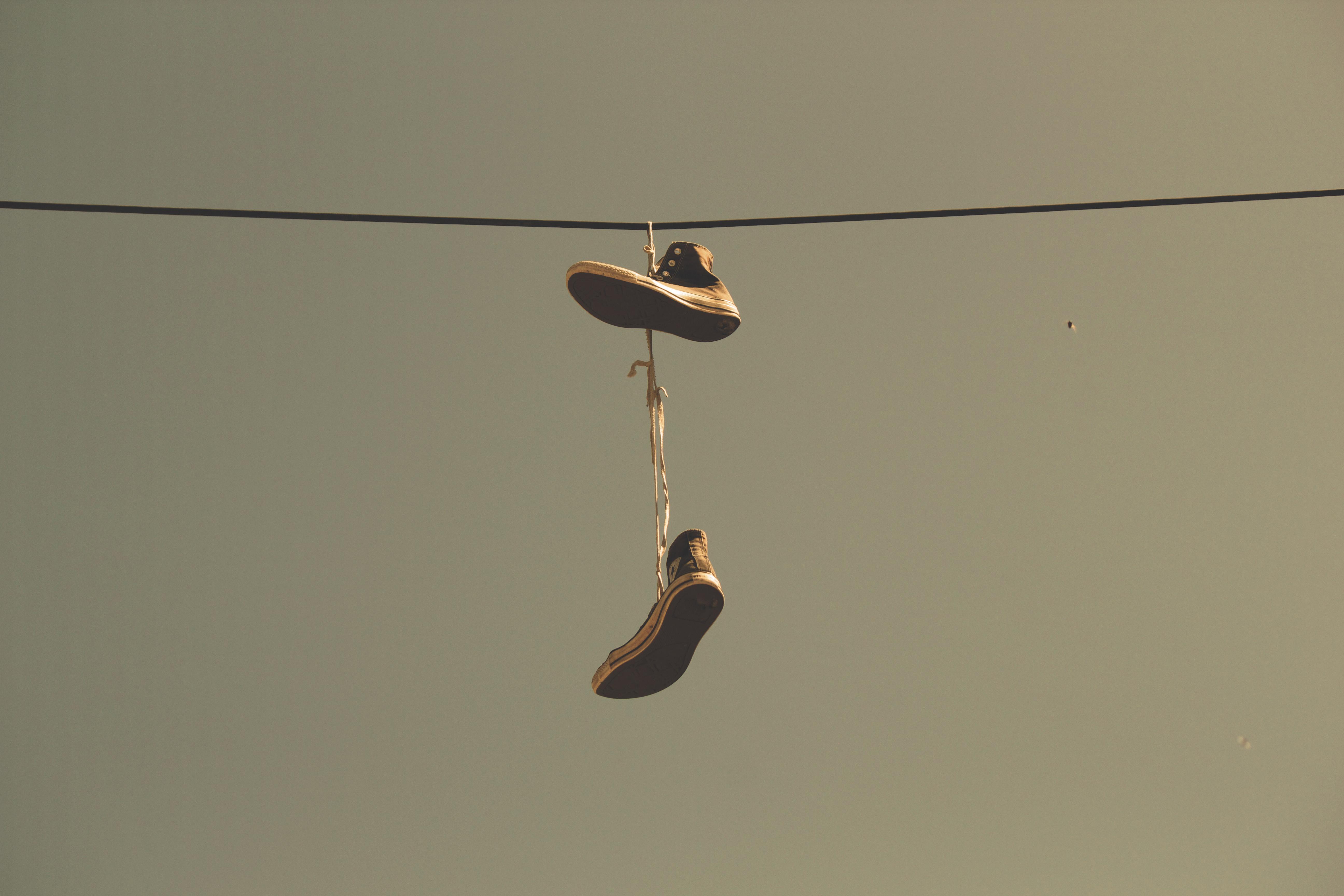 Wo drückt der Schuh?