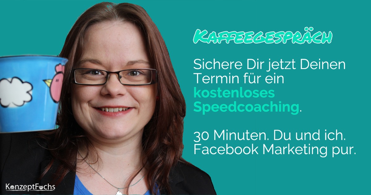30 Minuten Speed Coaching Facebook